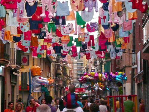 Festival of Sants (Festa Major de Sants) Barcelona | Program