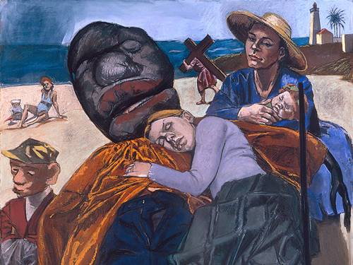 Family Lexicon Paula Rego Barcelona Guide