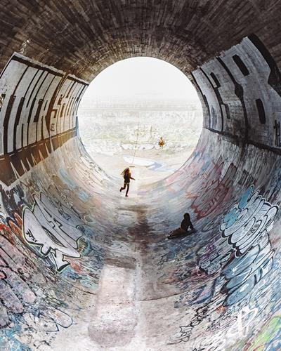 Places Spaces: Places & Spaces. Transversal Architectures