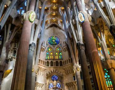 The Sagrada Familia Barcelona Time Barcelona Guide
