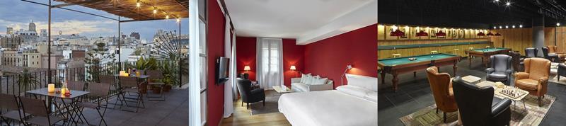 Hotel Casa Camper Barcelona