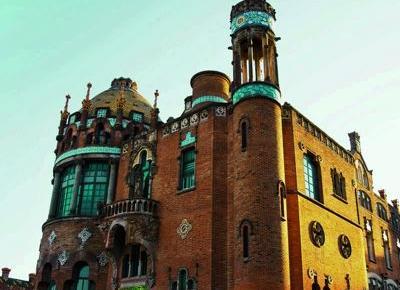 Atardeceres en Sant Pau: visita + recital de lied