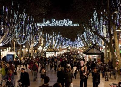 Experiència de Nadal privada a Barcelona davant de la mar