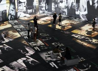 Barcelona Memòria Fotogràfica en IDEAL Centre d'Arts Digitals