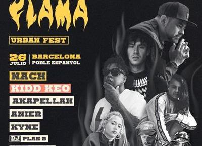 Barna Flama Urban Fest