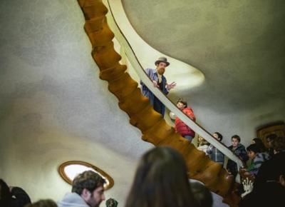 Visites teatralitzades a la Casa Batlló