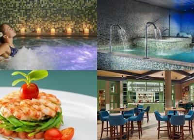 Thermal circuit with lunch or dinner for 2 at H10 Marina (4 stars)