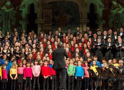 St. Stephen's Concert in Barcelona