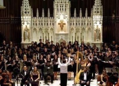 Concierto Villanova Voices Singers Filadelfia
