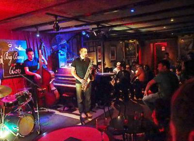 The concerts of the Big Bang Bar