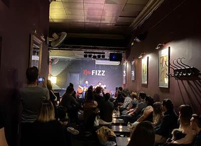 Els concerts de la Sala New Fizz