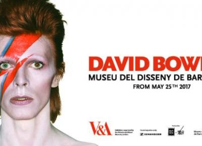 David Bowie Is in Barcelona