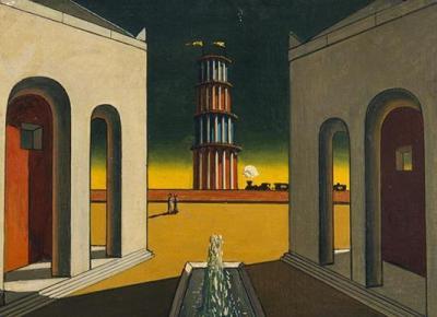 The world of Giorgio de Chirico: dream or reality