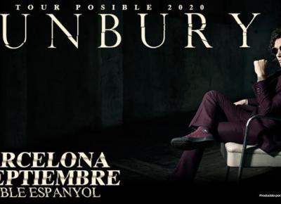 Enrique Bunbury - Posible tour 2021 in Barcelona
