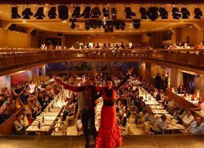 Espectacle flamenc al Palacio del Flamenco