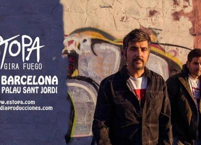 Estopa, Gira Fuego Barcelona