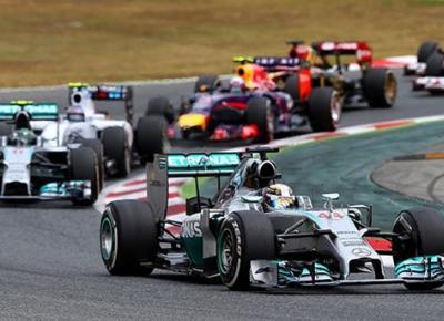 Formula 1 Gran Premi d'Espanya - Entrades F1 Montmeló