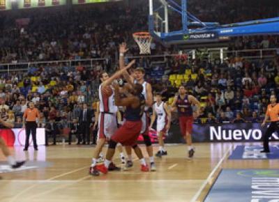 Fc Barcelona Basketball Real Madrid Basketball Buy Tickets