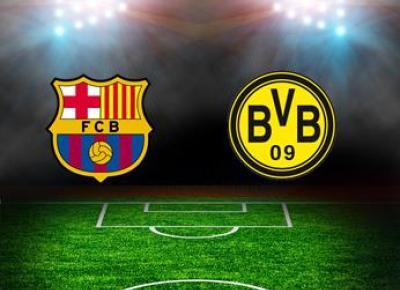 FC Barcelona - Borussia Dortmund