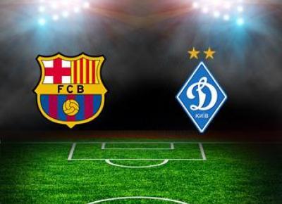 FC Barcelona - FC Dinamo Kiev