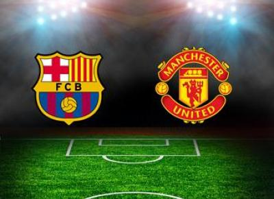 FC Barcelona - Manchester United