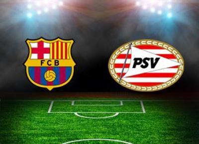 FC Barcelona - PSV Eindhoven