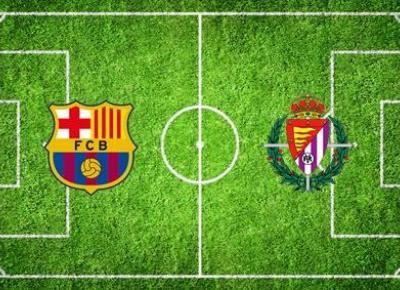 FC Barcelona - Real Valladolid CF