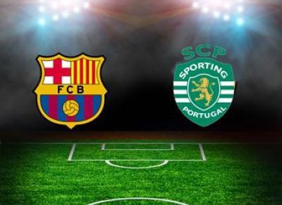 FC Barcelona - Sporting Lisbon