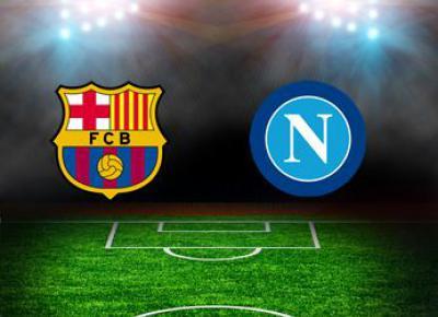 FC Barcelona - SCC Napoli