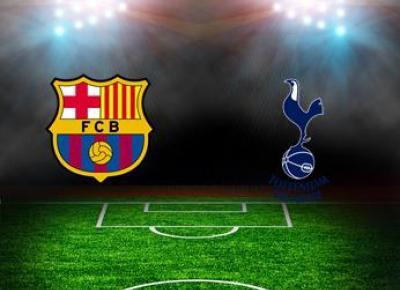 FC Barcelona - Tottenham Hotspur