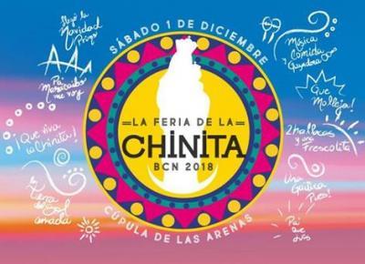 Feria de la chinita barcelona gu a de barcelona for Ferias barcelona hoy