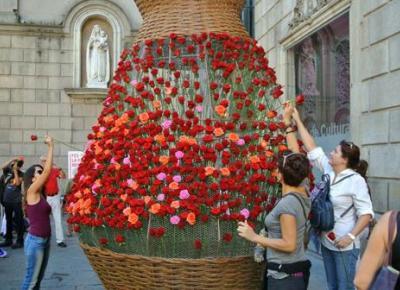 Festa del Roser de La Rambla, Barcelona