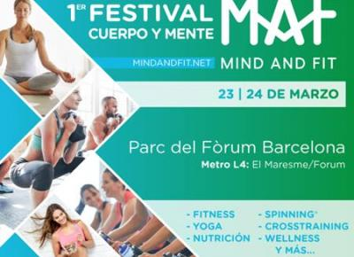 Festival Mind and Fit - MAF