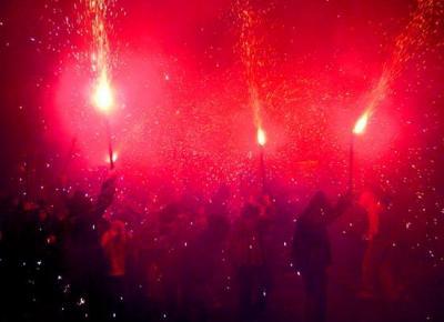 Fiesta Mayor de Poblenou, Foto Miguel Carminati