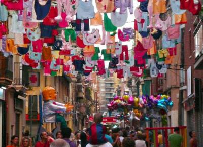 Festival of Sants - Photo Pere prlpz (CC BY-SA 3.0)