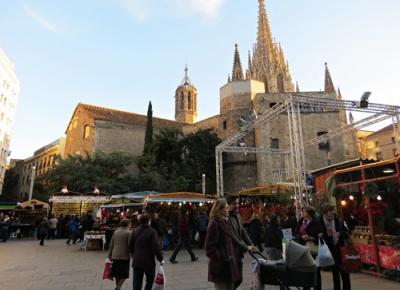 Fira de Santa Llúcia - Christmas Market