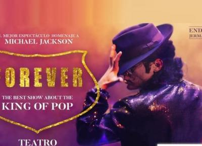 Forever King of Pop en Barcelona