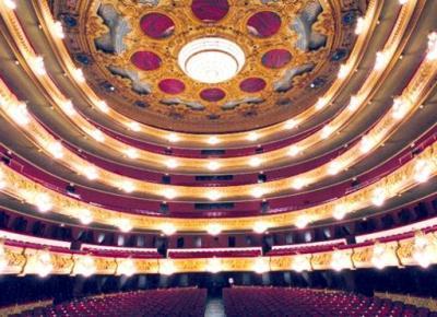 Opera, zarzuela, dance, concerts and theater at the Gran Teatre del Liceu