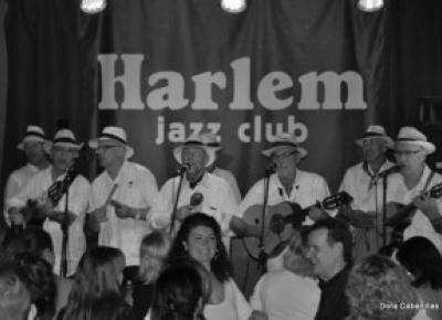 SON DE LA RAMBLA – música cubana, Harlem Jazz Club
