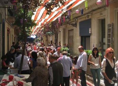 Degustación gastronómica del Passatge Lluís Pellicer de Barcelona