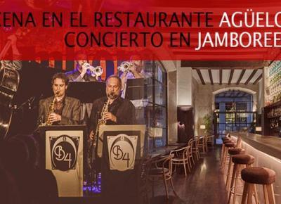 Jamboree Jazz + Dinner