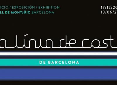 The coastline of Barcelona