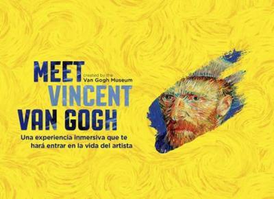 Meet Vincent Van Gogh Experience Barcelona
