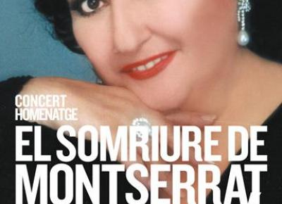 The smile of Montserrat Caballé - Concert tribute at the Liceu