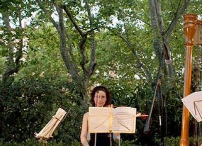 Música en los parques