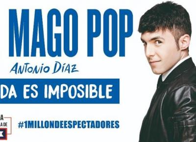 Nothing is impossible - Mago Pop