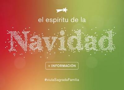 Christmas at the Sagrada Familia