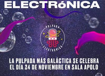 Pulpada Electrónica