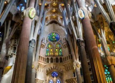 La Sagrada Familia: Hora Barcelona