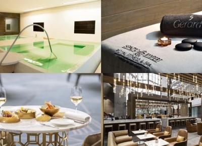 Spa amb massatge + experiència gastronòmica a l'Hotel Fairmont Rey Juan Carlos I